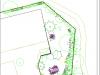 Orientační plán zahrady