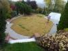 Starý trávník zlikvidovaný totálním herbicidem