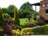 Zahrada v jarní barevné kombinaci